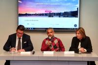 Presentación plataforma de datos abiertos sobre turismo