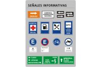 señales informativas de tránsito