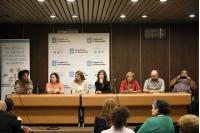 Mesa redonda sobre la interculturalidad en la salud
