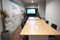 Inauguración de la sala de videoconferencias del Centro de Conferencias