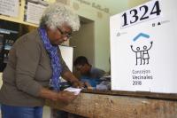 Elección Presupuesto Participativo y Concejos Vecinales