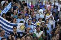 Partido inaugural del Mundial Sub17 Femenino, Uruguay-Ghana