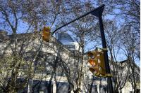 Nuevos semáforos en Av. Rondeau y Venezuela y Av. Rondeau y Asunción
