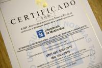 Certificación en Gestión de Calidad de la División Información y Comunicación