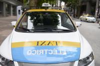 Presentación taxis eléctricos