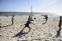 Actividades deportivas en la playa Pajas Blancas