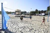 Actividades deportivas en playa Santa Catalina