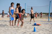 Actividades deportivas en playa  Buceo