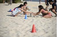 Actividades deportivas en la Playa Malvin