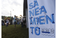 Programa de Conexión al Saneamiento barrio Casabó