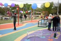Inauguración del Parque Mailhos