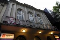 """Función de """"El Profe"""" en la Sala Verdi, en el marco del festival Mvd de las artes."""