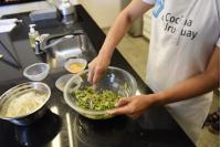 Curso de Cocina Uruguay en Aula del MAM