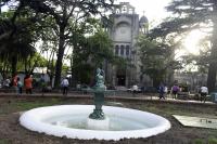 Obras Plaza de la Restauración y Paseo Miró
