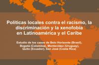 Pastilla publicación Políticas locales contra el racismo