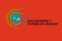 Logo de Adolescentes y jóvenes en Uruguay