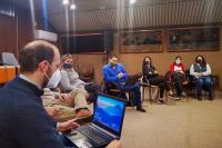 Reunión de la Comisión de Turismo LGBTIQ+