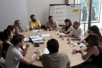 Sesión de la Comisión Especial Permanente de Ciudad Vieja
