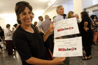 Entrega de diplomas de talleres de Webcinos