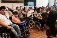 Concejo de participación de personas con discapacidad