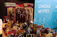 Inauguración de Feria Mypes