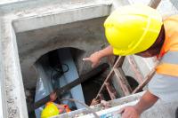 Obras de Saneamiento en Red Arteaga