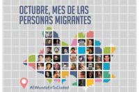 Mes de las personas migrantes