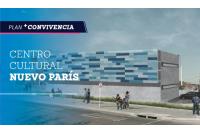 Render de Centro Cultural Nuevo Paris