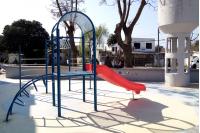 Obras en el barrio La Paloma