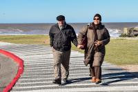 Excursión económica a Punta del Este organizada por la Secretaría de las Personas Mayores.