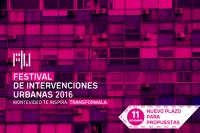 Festival de Intervenciones Urbanas (FIU)