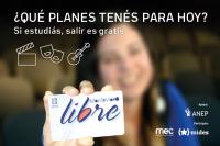 Tarjeta Montevideo Libre