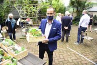 Charla «Agricultura urbana, sostenible y resiliente» en la Alianza Francesa