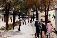 Proyecto Plaza Oribe