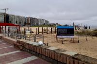 Obras de accesibilidad en Playa Pocitos