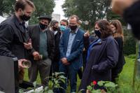 Participación de Guillermo Moncecchi en exposición: Revalorización de Residuos Orgánicos