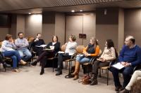Grupo de trabajo de Bromatologias del Congreso de Intendentes