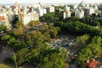 Rincón infantil del Parque Rodó