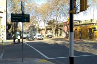 Semáforo Av. San Martín y Blandengues