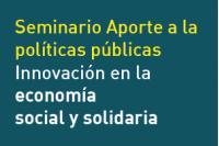 Seminario Economía Social y Solidaria