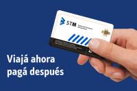 Pospago tarjeta STM