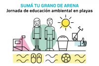 Jornada de educación ambiental en playas