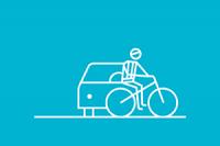 Preferencia de paso de la bicicleta en un cruce cicloviario