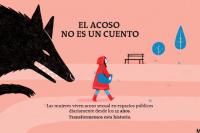 Campaña « El acoso no es un cuento »