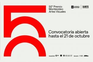 50º premio de Montevideo de Artes Visuales