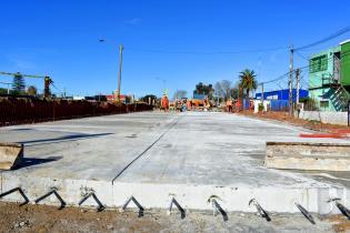 Obras Vialidad  en Avenida José Belloni