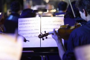 Concierto Orquesta Filarmónica en el Hotel del Prado