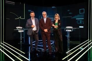 Programa«La letra chica» en TV Ciudad