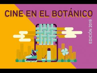 Cine en el Botánico