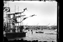 Testigo de la cultura física. Archivo Fotográfico de la Comisión Nacional de Educación Física (1914 - 1958)